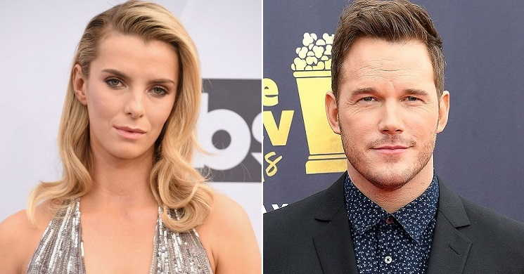 Betty Gilpin pode juntar-se a Chris Pratt no elenco do filme Ghost Draft