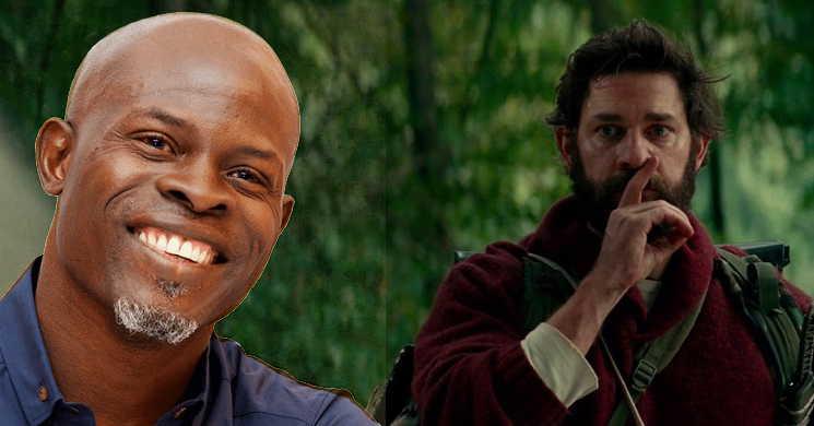 Djimon Hounsou substituiu Brian Tyree Henry no elenco da sequela de