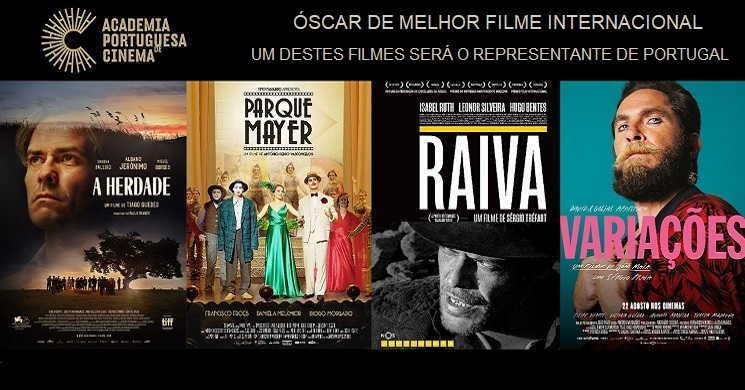 Começou a votação na Academia Portuguesa de Cinema para eleger o filme candidato aos Óscares