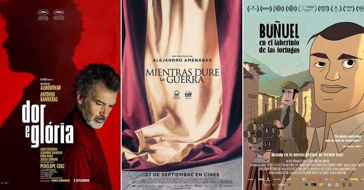 Filmes pré-selecionados aos Óscares por Espanha