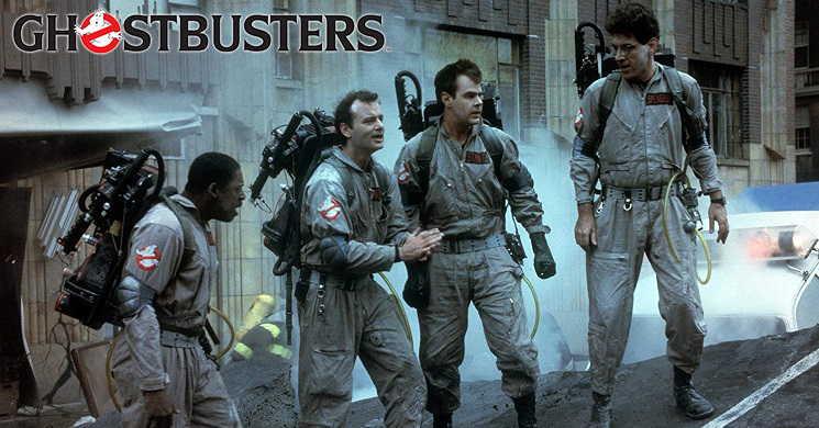 Ghostbusters de 1984 vai regressar aos cinemas