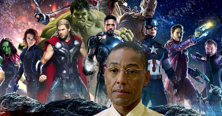 Rumor: Giancarlo Esposito em negociações com a Marvel para interpretar um vilão no MCU