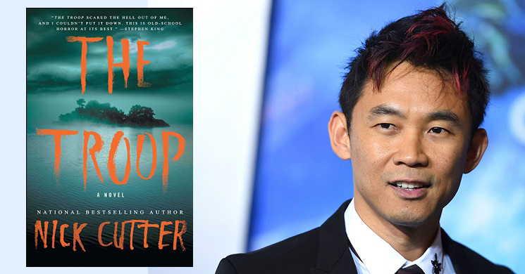 James Wan vai produzir a adaptação ao grande ecrã do romance de terror