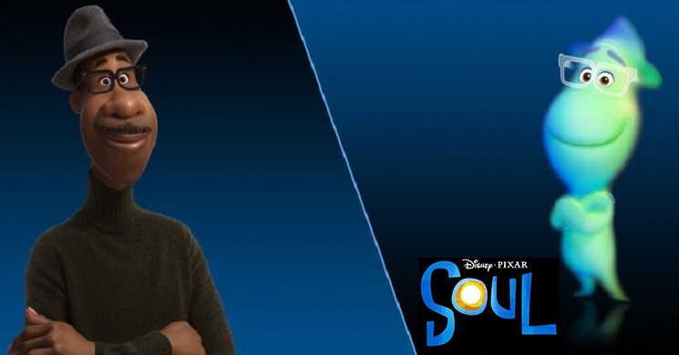 Jamie Foxx e Tina Fey no elenco do filme animado Soul