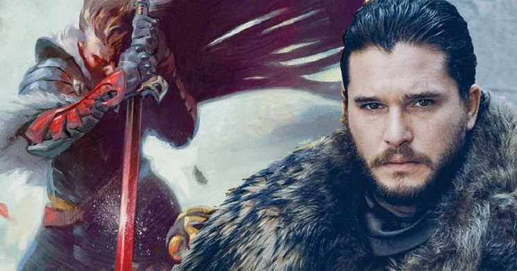 Kit Harington vai ser Black Knight no elenco de The Eternals