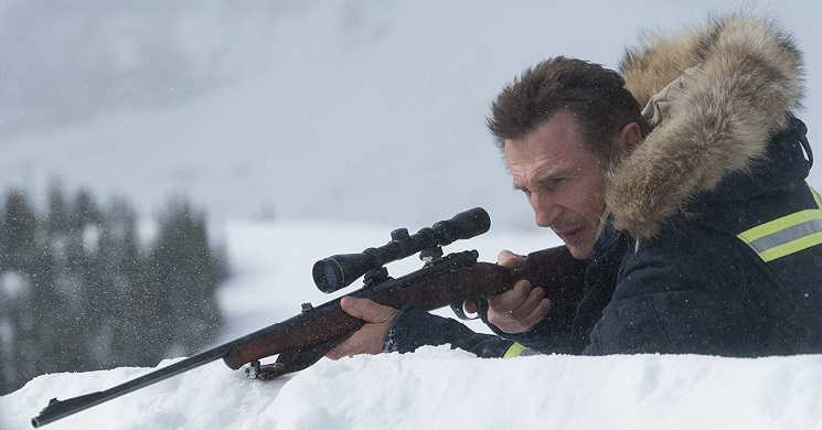 Liam Neeson vai protagonizar o thriller The Ice Road
