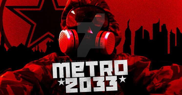 Metro 2033 vai ser adaptado ao cinema