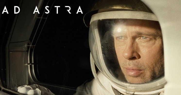 Novo trailer português do filme Ad Astra