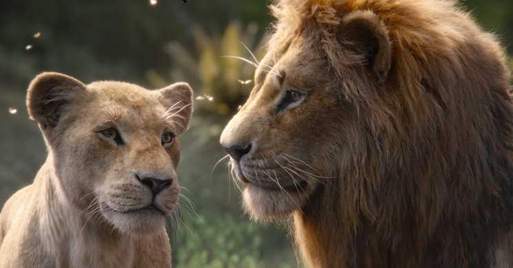 """""""O Rei Leão"""" já foi visto em Portugal por mais de um milhão de espectadores."""