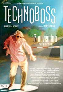 Poster do Filme Technoboss