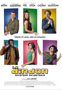 Poster do filme Le Dindon: Amantes Acidentais