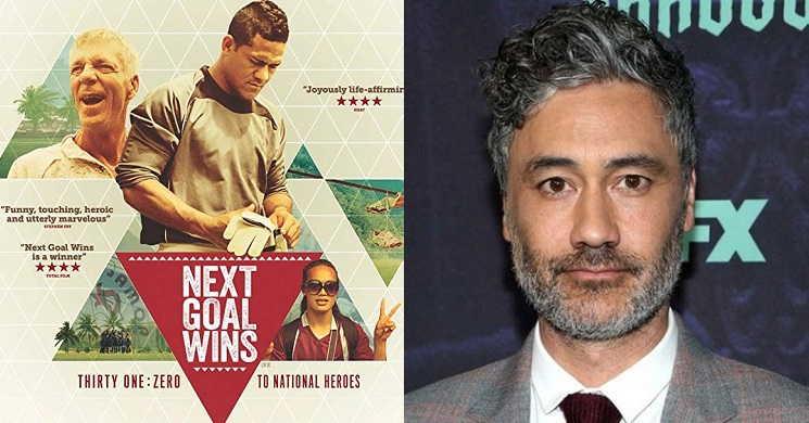 TaikaWaititi vai dirigir o filme Next Goal Wins