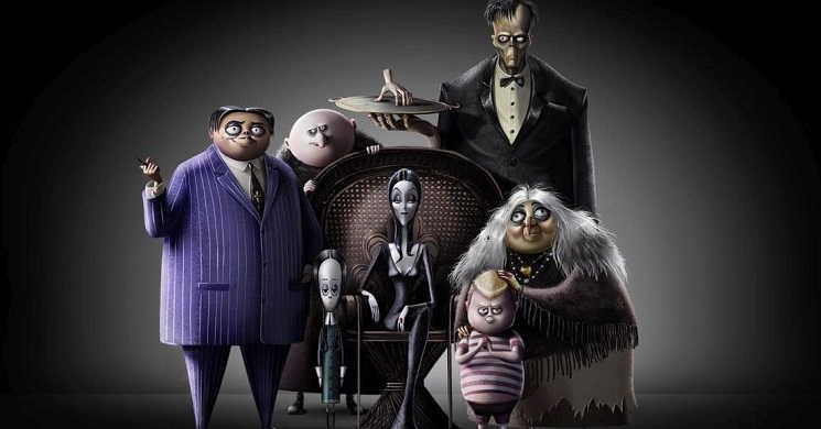 Teaser trailer português do filme A Família Addams