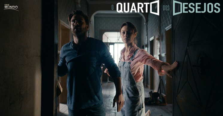 Uma casa, um quarto e um bebé… Trailer português do thriller