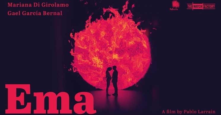 Trailer oficial do filme Ema de Pablo Larraín