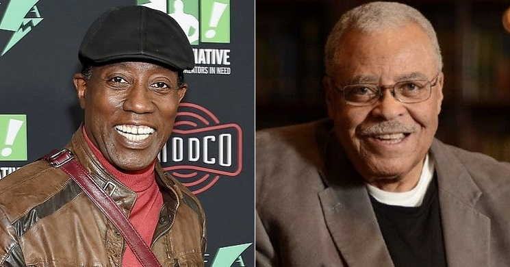 Wesley Snipes e James Earl Jones no elenco da sequela