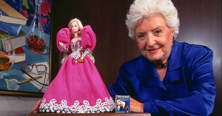 Dream Doll filme sobre a criadora da boneca Barbie