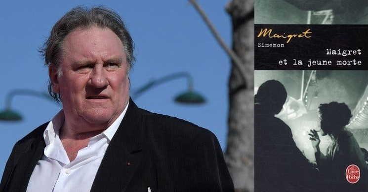 Gérard Depardieu vai interpretar o comissário Maigret no filme