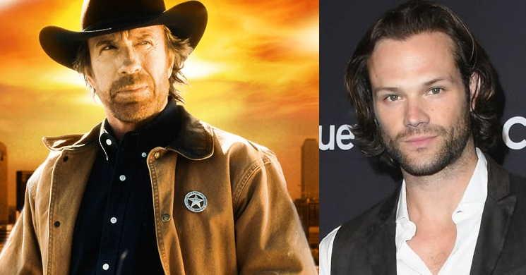 Jared Padalecki terá o papel de Chuck Norris no reboot da série