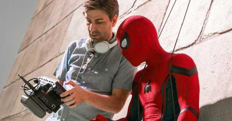 Jon Watts em negociações para dirigir o terceiro filme de Homem-Aranha