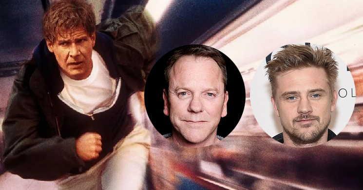 Kiefer Sutherland e Boyd Holbrook serão os protagonistas da nova versão de