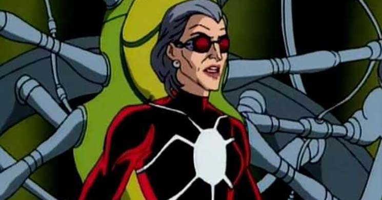 A caminho um spin-off de Homem-Aranha centrado na mutante Madame Web