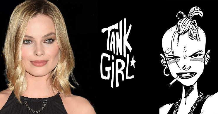 Margot Robbie pode produzir novo filme de Tank Girl