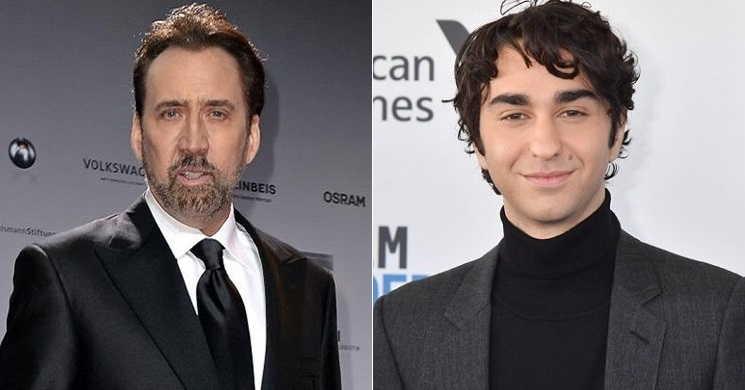 Nicolas Cage e Alex Wolff protagonistas do filme Pig