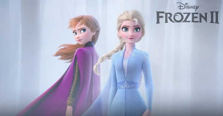 Novo trailer português do filme Frozen II: O Reino do Gelo