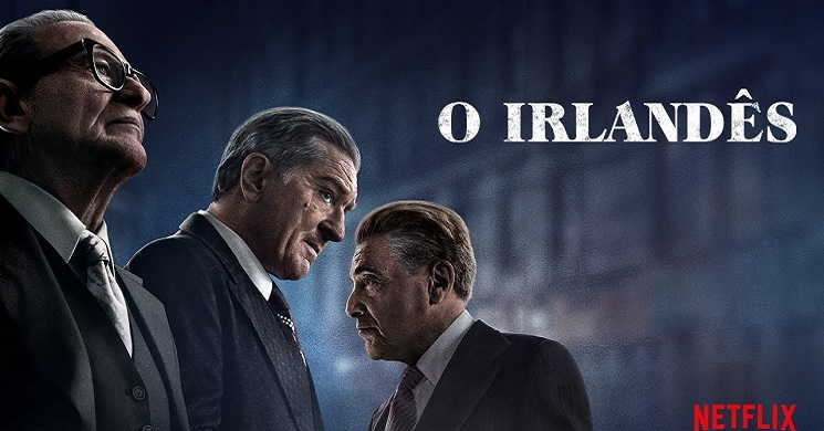 Novo trailer português do filme O Irlandês