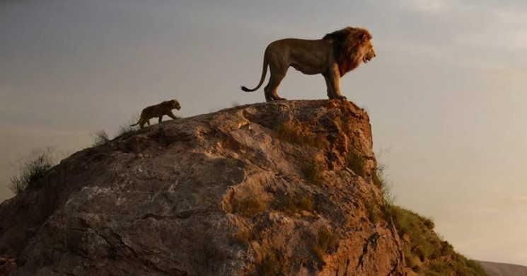 O Rei Leão é o filme mais visto em Portugal desde 2004