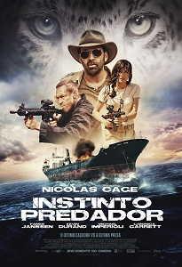 Poster do filme Instinto Predador