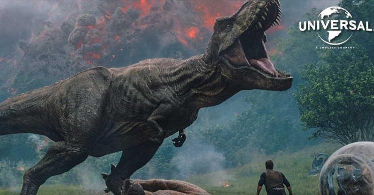 Protagonistas do filme original regressam para Mundo Jurássico 3