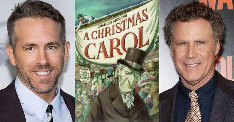 Ryan Reynolds e Will Ferrell vão protagonizar a nova versão cinematográfica de