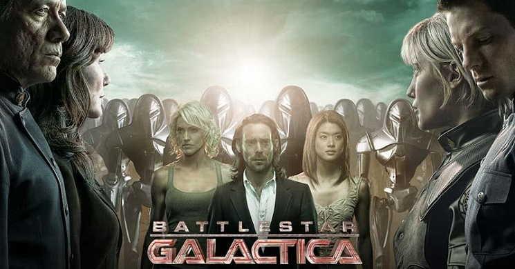 Sam Esmail vai desenvolver reboot de Battlestar Galactica