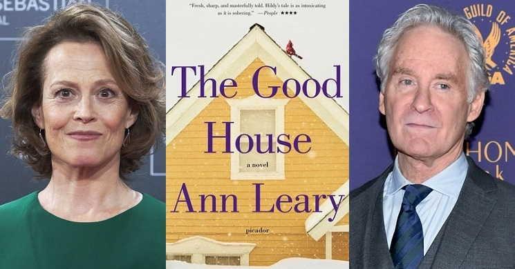 Sigourney Weaver e Kevin Kline reunidos no elenco da adaptaçao de