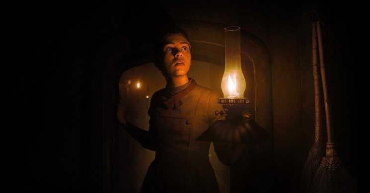 Teaser trailer oficial do filme Gretel & Hansel