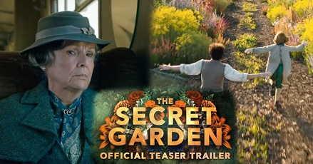 THE SECRET GARDEN (2020) - Teaser trailer oficial