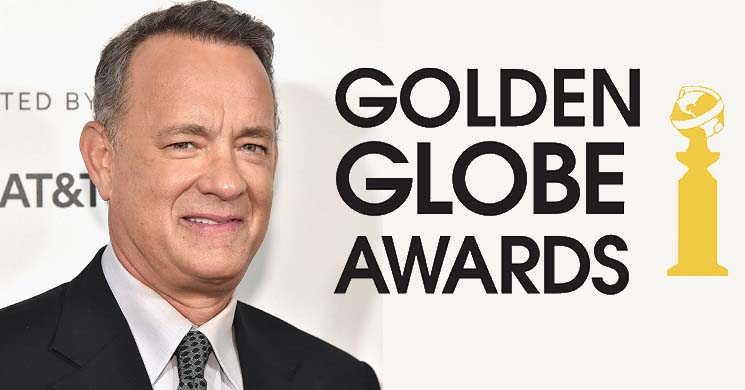 Tom Hanks vai receber o prémio Cecil B. deMille na 77ª edição dos Globos de Ouro