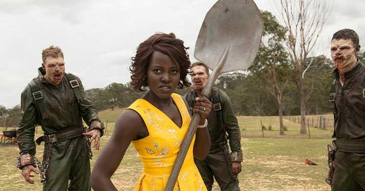 Lupita Nyong'o luta contra zombies no sangrento trailer oficial de