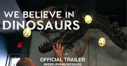 WE BELIEVE IN DINOSAURS (2019) - Trailer oficial