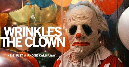 WRINKLES THE CLOWN (2019) - Trailer oficial