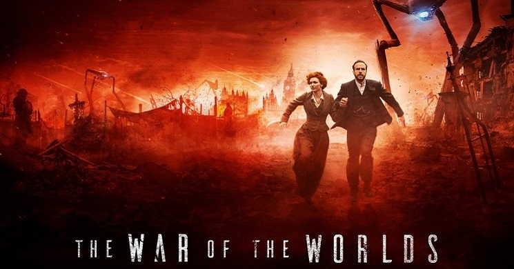 Trailer oficial da minissérie The War of the Worlds