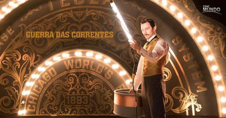 A luta pelo domínio da eletricidade. Trailer português do filme