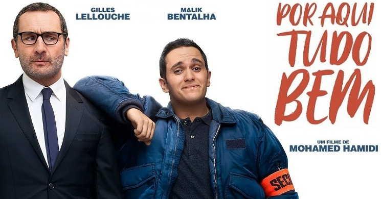 Trailer português do filme Por Aqui Tudo Bem