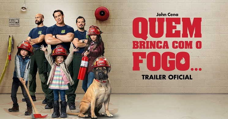 Trailer português do filme Quem Brinca com o Fogo...