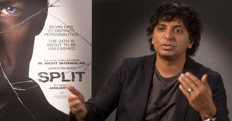 Universal Pictures anunciou as datas de estreia de dois thrillers de M. Night Shyamalan