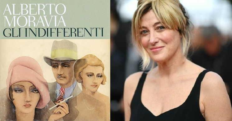 Valeria Bruni Tedeschi é a protagonista da nova adaptação de