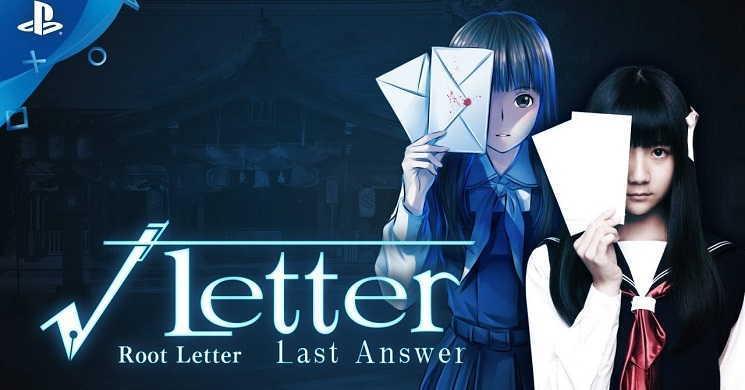 Videojogo japonês Root Letter vai ser adaptado num filme