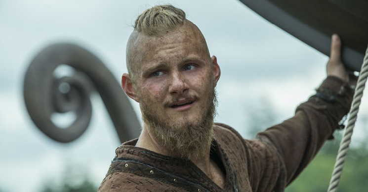Alexander Ludwig no protagonismo do filme Swing